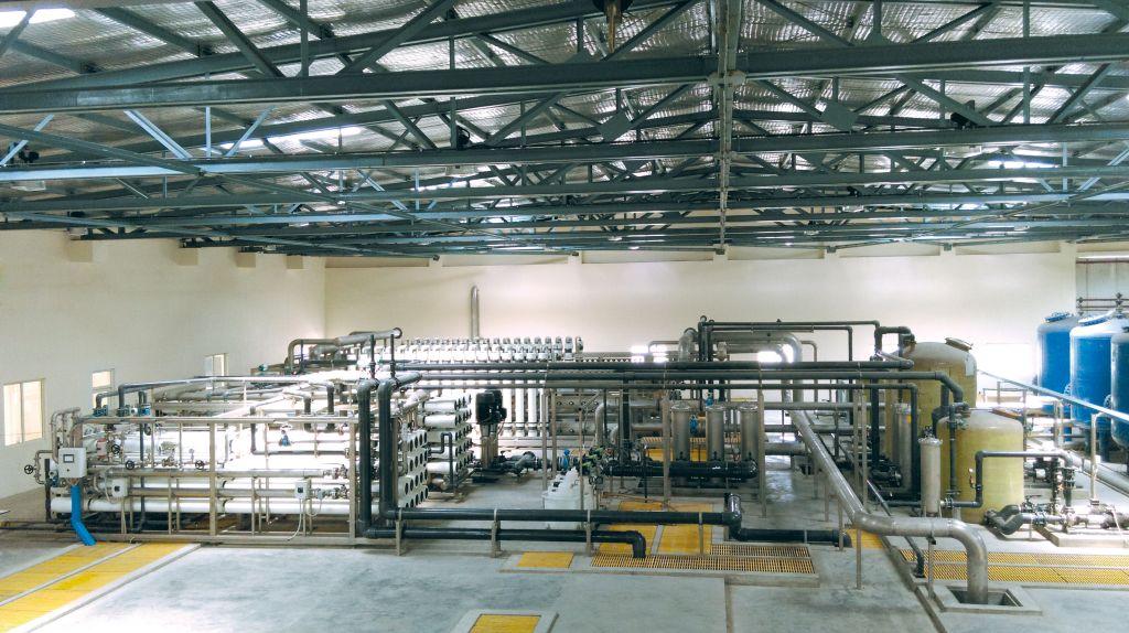 Zero liquid discharge textile - Hydrotech Engineering